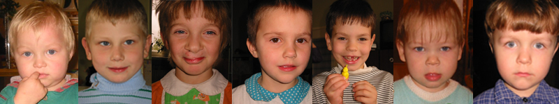 Friends of Russian Orphans FORO Orphan Closeups
