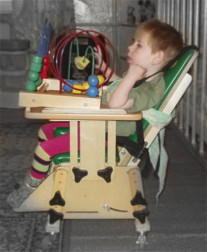 Friends of Russian Orphans FORO Russian Orphan Wheelchair