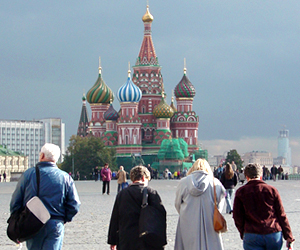 Friends of Russian Orphans FORO St Basil's Cathedral