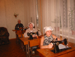 Friends of Russian Orphans FORO Vocational Training Sewing